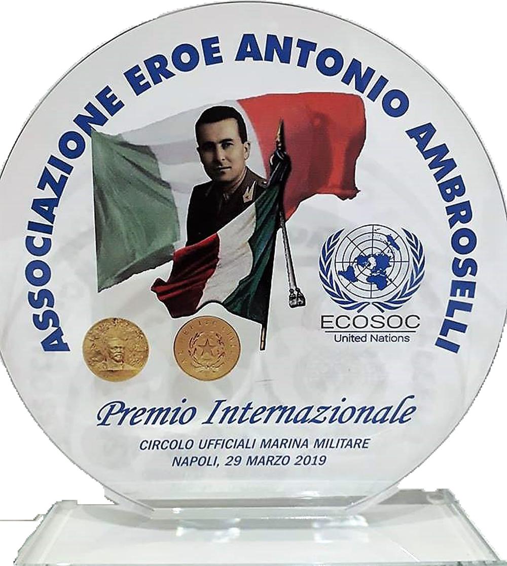 Premio Imprenditoria Etica Ambroselli